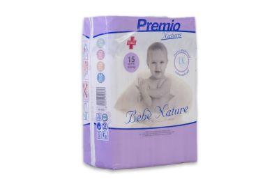 15 PANNOLINI - Bebè Natura TAGLIA 18/30 KG NOTTE