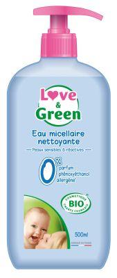 ACQUA DETERGENTE BIO BABY Love&Green