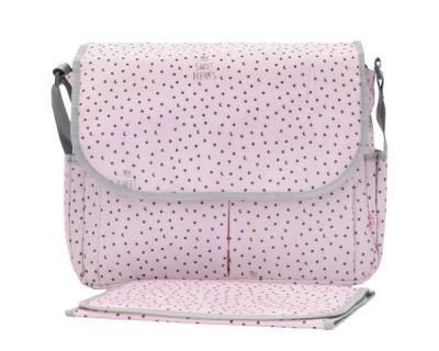 BORSA CAMBIO PANNOLINO SWEET PINK My Bags