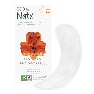 SALVASLIP ECOLOGICI NORMAL Eco by Naty