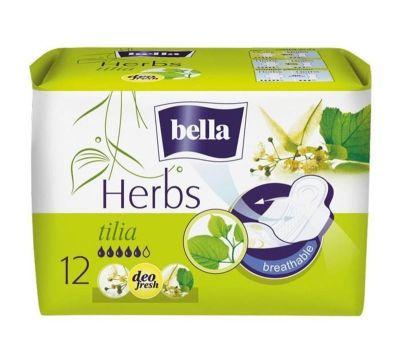 ASSORBENTI ULTRA CON ALI GIORNO TIGLIO Herbs