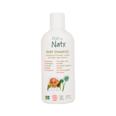 SHAMPOO BABY Eco by Naty