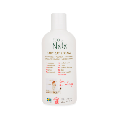 BAGNO CORPO BABY Eco by Naty