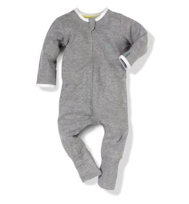 TUTINA IN COTONE ORGANICO GREY KiT & KiN