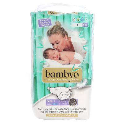 PANNOLINI TAGLIA 1 Bambyo 2/4 KG