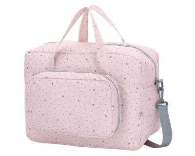 BORSA MAMMA Leaf Pink My Bags