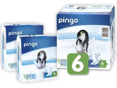 64 PANNOLINI - PINGO TAGLIA 15/30 KG