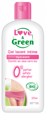 INTIMO DETERGENTE LENITIVO Love&Green