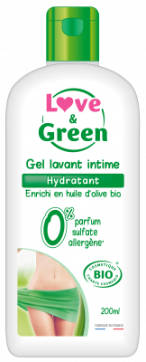 INTIMO DETERGENTE IDRATANTE Love&Green