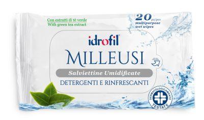 SALVIETTE MILLEUSI 20 pz Idrofil