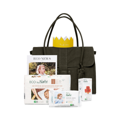 MATERNITY BAG TAGLIA 1 Eco by Naty