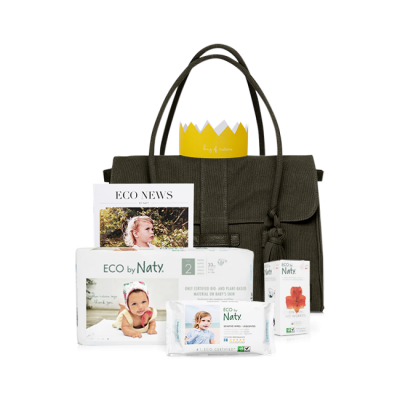 MATERNITY BAG TAGLIA 2 Eco by Naty