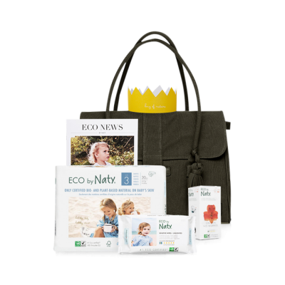 MATERNITY BAG TAGLIA 3 Eco by Naty