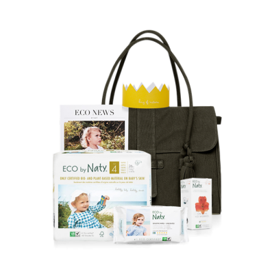 MATERNITY BAG TAGLIA 4 Eco by Naty