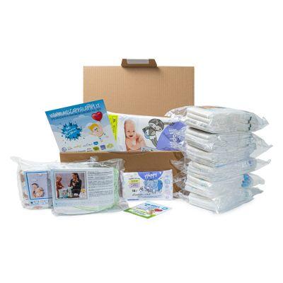 SPECIAL BOX BABY PACCHETTO PROVA PANNOLINI ECOLOGICI
