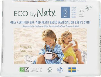 30 PANNOLINI - ECO BY NATY TAGLIA 4/9 KG