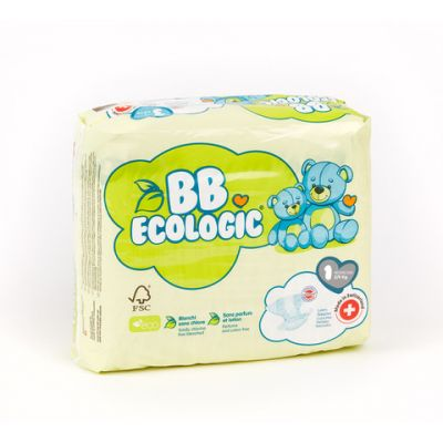 32 PANNOLINI - BB ECOLOGIC TAGLIA 3/6 KG