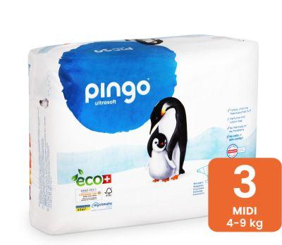 PANNOLINI TAGLIA 3 Pingo 4/9 Kg