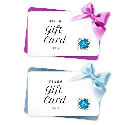 GIFT CARD IT'S BOY / GIRL
