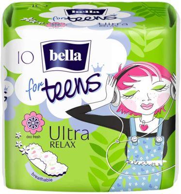 ASSORBENTI for TEENS ULTRA RELAX Bella