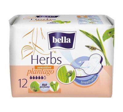 ASSORBENTI ULTRA CON ALI GIORNO PLANTAGO Herbs