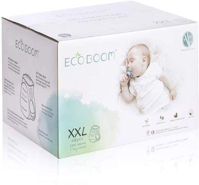 PANNOLINI MUTANDINA TAGLIA 6 Ecoboom +15 Kg