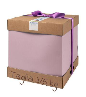 LA TORTA DI PANNOLINI GIRL TAGLIA 2 - 3/6 Kg