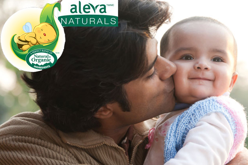 Pannolini Aleva: nati dall'amore di un papà naturopata