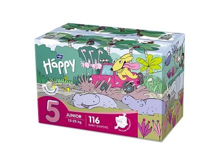 big pack pannolini happy taglia 5