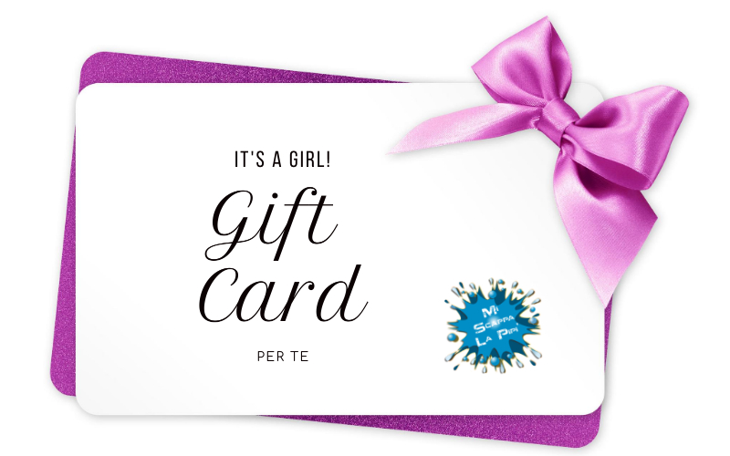 gift card it's girl