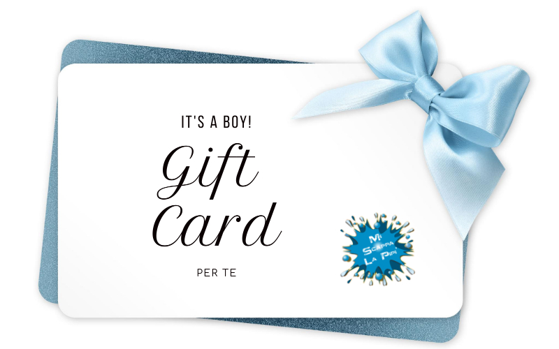 gift card it's boy