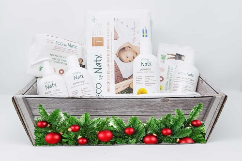 baby box eco by naty speciale natale