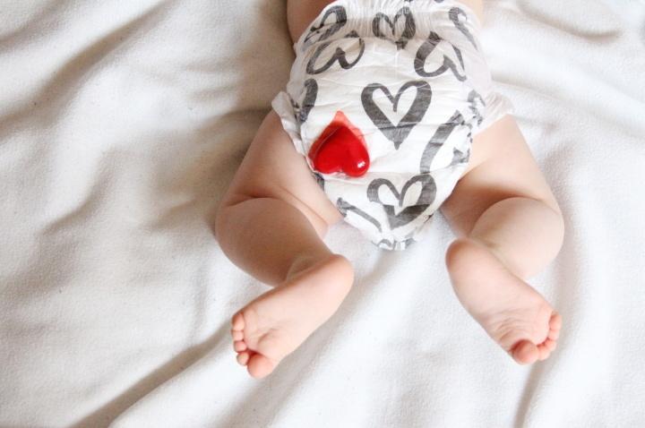 pannolino ecologico kolorky hearts