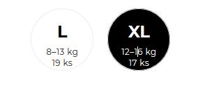 guida alle taglie XL