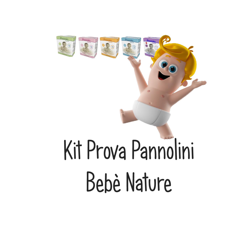 kit prova bebe nature