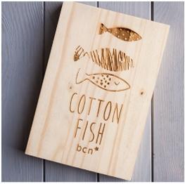 cotton fish