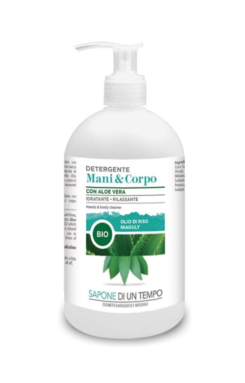 detergente sapone mani corpo sapone diu un tempo