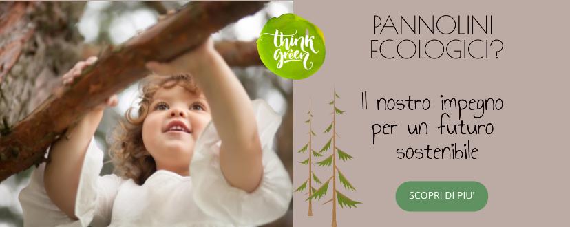 pannolini ecologici futuro sostenibile